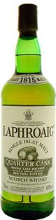 Laphroaig Scotch Single Malt Quarter Cask 750ml